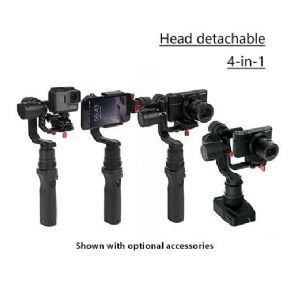 CAME-TV SPRY 4 en 1 Gimbal con cabeza detectable